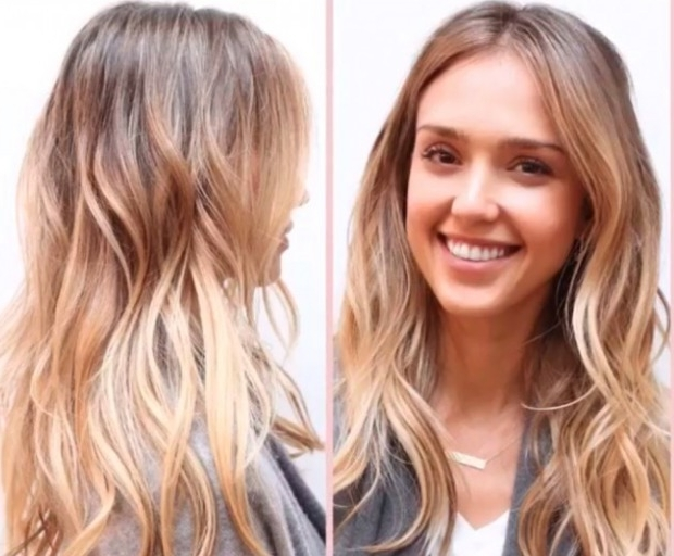 How To Care For Sun Kissed Locks Regarding Sunkissed Long Locks Blonde Hairstyles (View 15 of 25)