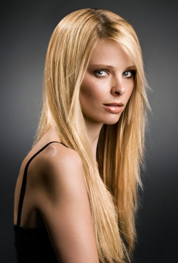 How To Choose The Right Hairstyle For Your Texture And Face Shape Pertaining To Textured Medium Length Look Blonde Hairstyles (View 22 of 25)