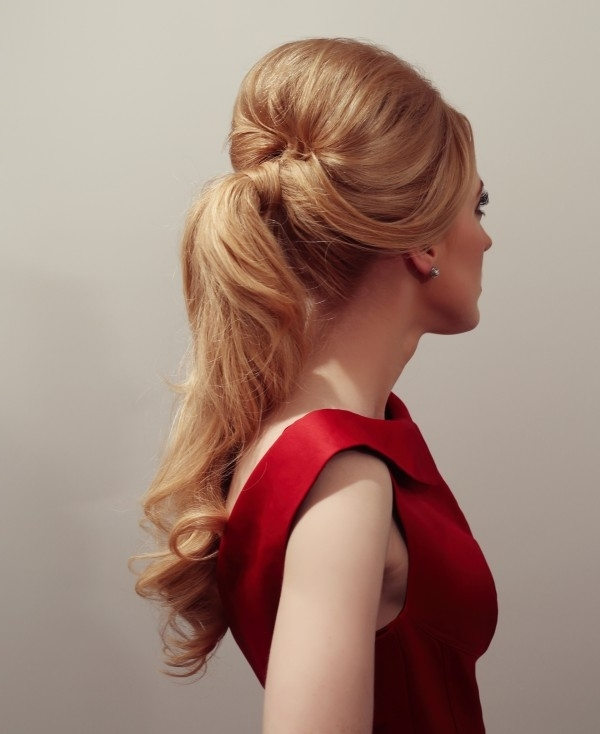 How To Create The Perfect 60S Bardot Ponytail – Bt Regarding Bardot Pony Hairstyles (View 5 of 25)