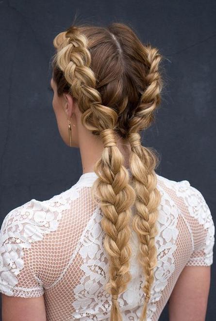 How To Do A Dutch Braid | Super Easy Dutch Braid Tutorial For Loose 3D Dutch Braid Hairstyles (View 19 of 25)
