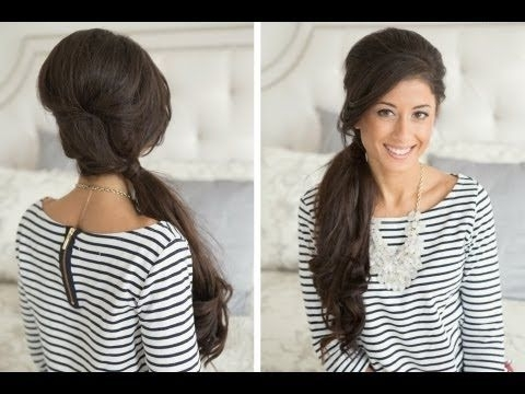 How To Make Your Mom Ponytail More Stylish | Health And Beauty Inside Futuristic And Flirty Ponytail Hairstyles (View 21 of 25)
