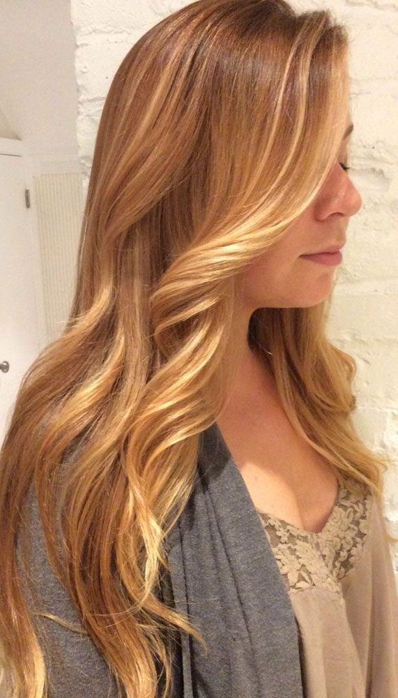 How To: Pretty And Classic Dimensional Blonde – Career | Color Regarding Classic Blonde Balayage Hairstyles (View 23 of 25)