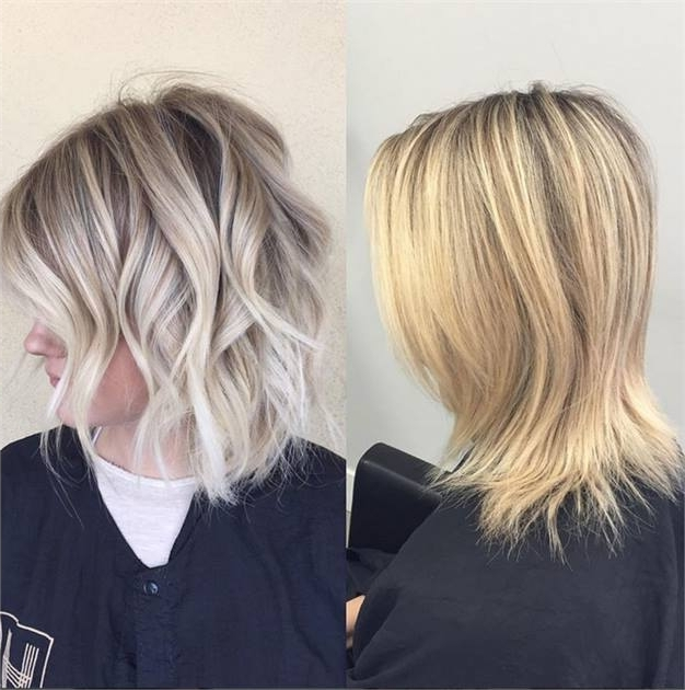 How To: Yellow Blonde To Lived In Sombre – Hair Color – Modern Salon For Messy Blonde Lob With Lowlights (View 20 of 25)