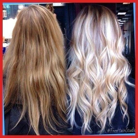 Icy Blonde Highlights Highlights Better Hairstyle Icy Blonde Pertaining To Dark Blonde Hairstyles With Icy Streaks (View 9 of 25)