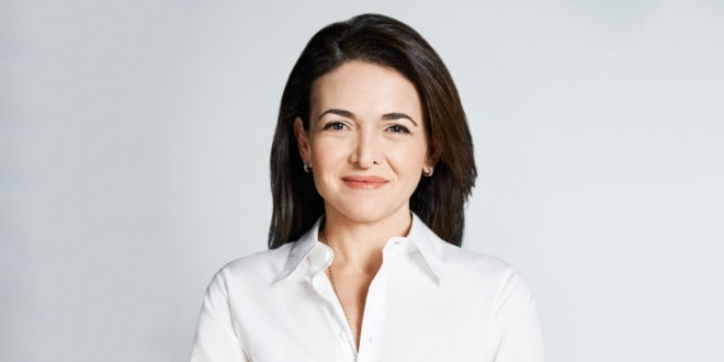 In Option B, Sheryl Sandberg Takes The Hacker Way Through Grief With Porcelain Princess Karate Chop Blonde Hairstyles (View 20 of 25)