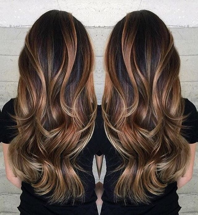 Instagram Analytics | Lofts, Salons And Stylists With Regard To Blonde And Brunette Hairstyles (View 19 of 25)
