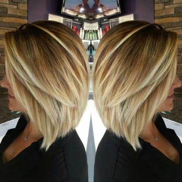 Inverted Blonde Fine Hair Bob Haircut, Bob Haircuts For Fine Hair For Inverted Blonde Bob For Thin Hair (View 23 of 25)