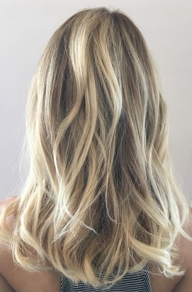 Jonathan & George – Page 13 – Our Blog: Making #goodhairdays Happen With Buttery Highlights Blonde Hairstyles (View 21 of 25)