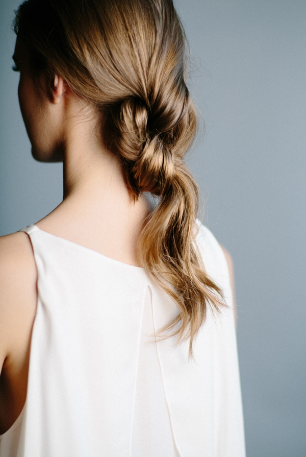 Le Fashion: 3 Stunning Knotted Ponytails Throughout Knotted Ponytail Hairstyles (View 16 of 25)
