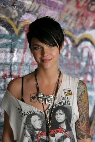 Leslienice: Ruby Rose. Absolutely Breathtaking < (View 19 of 25)