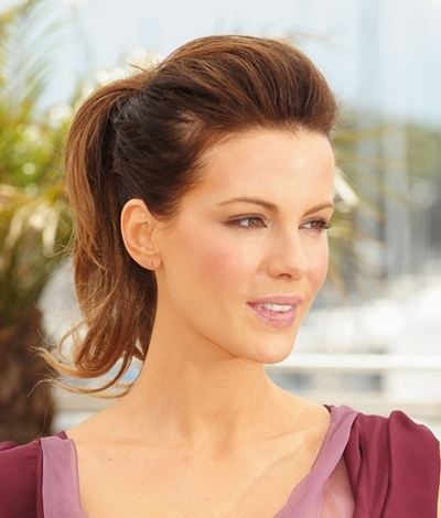 Life Stylz: Poof Ponytail Hairstyle Regarding Updo Ponytail Hairstyles With Poof (View 21 of 25)