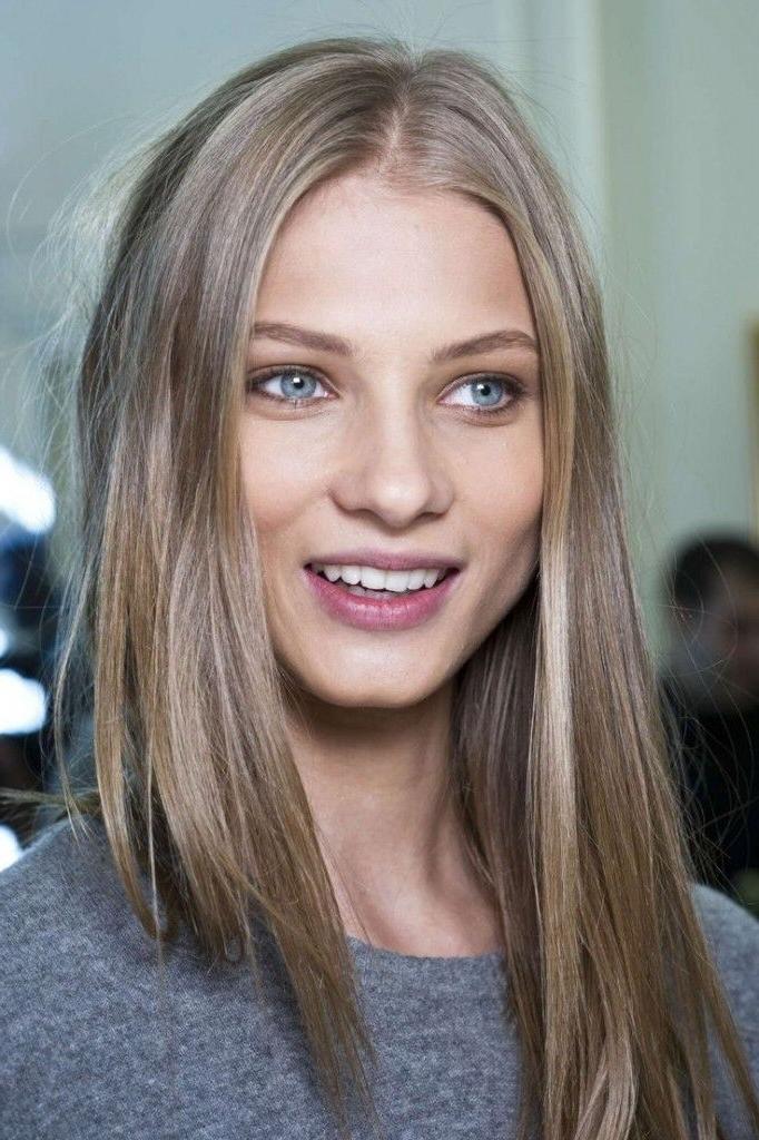 Light Ash Brown | Lovely Locks | Pinterest | Light Ash Brown, Ash Regarding Light Ash Locks Blonde Hairstyles (View 19 of 25)