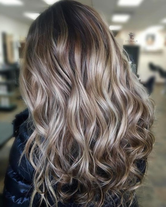 Displaying Gallery Of Light Golden Blonde With Platinum Highlights