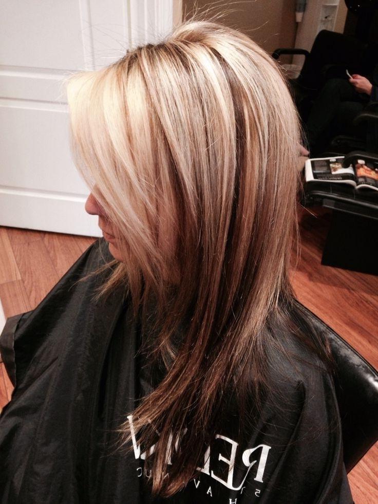 Light Golden Blonde Best Of Light Brown Hair With Platinum Blonde Pertaining To Light Golden Blonde With Platinum Highlights (View 20 of 25)