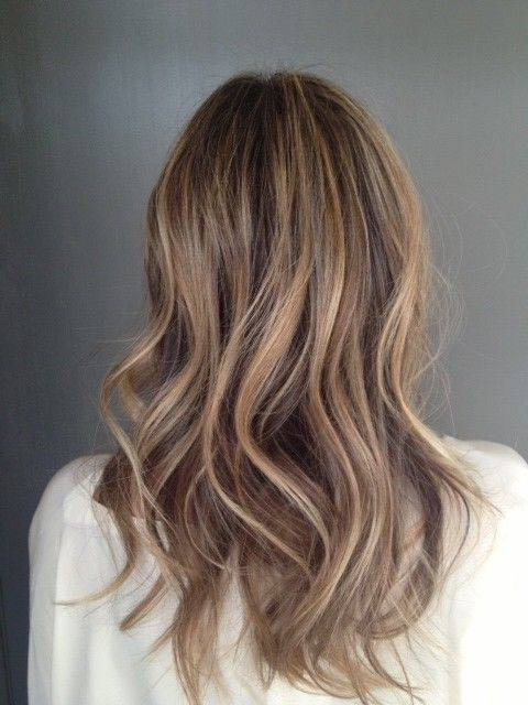 Light Light Brunette, Or Dark Dark Blonde, Or The In Between Bronde Intended For Brunette Hairstyles With Dirty Blonde Ends (View 4 of 25)