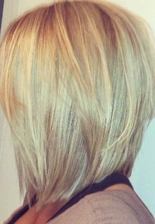 Long Angled Bob Hairstyles Best Long Angled Bobs Ideas On Long Throughout Angled Wavy Lob Blonde Hairstyles (View 21 of 25)