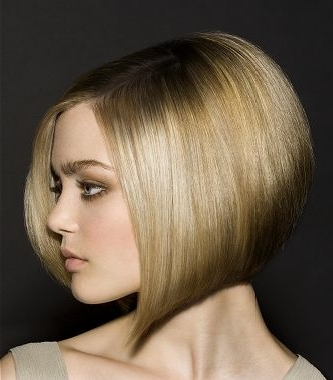 Long Blonde Straight Bob Womens Haircut Poker Straight Hairstyles Throughout Poker Straight Cool Blonde Style (View 14 of 25)