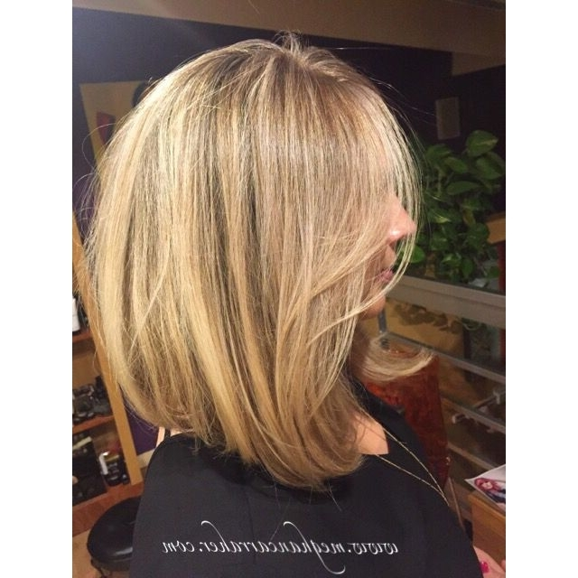 Long Bob Blonde Ha… | Hairmeghan Carraher (View 21 of 25)