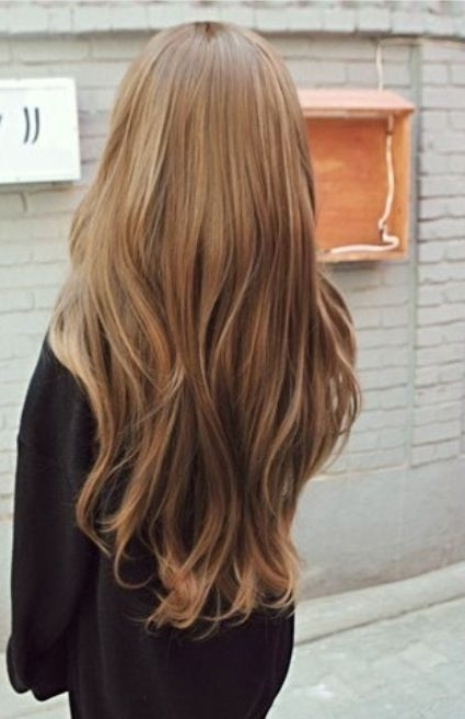 Long Locks | Hairstyles | Pinterest | Loose Waves, Ash Blonde And Throughout Light Ash Locks Blonde Hairstyles (View 22 of 25)