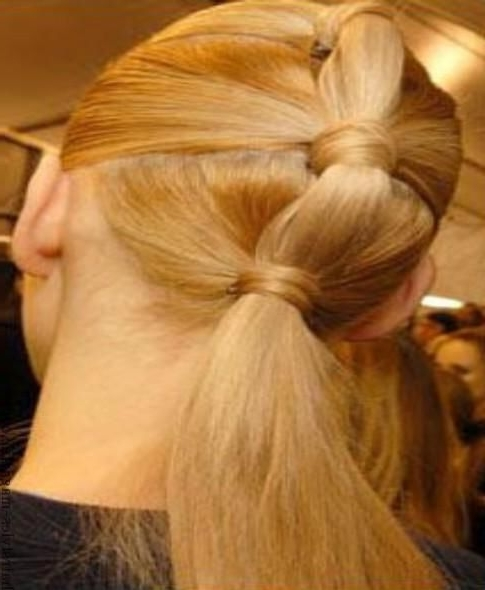 Low Hang Ponytail Mid Long Hair – Popular Medium Hairstyles For Within Low Hanging Ponytail Hairstyles (View 5 of 25)