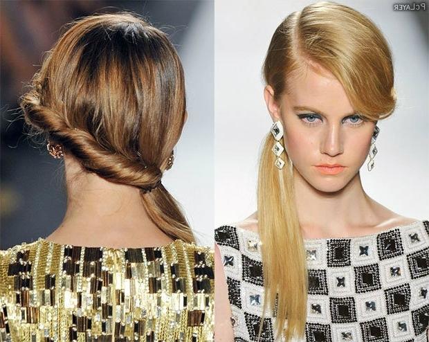 Low Ponytail Hairstyles – The Vandallist Pertaining To Low Hanging Ponytail Hairstyles (View 10 of 25)