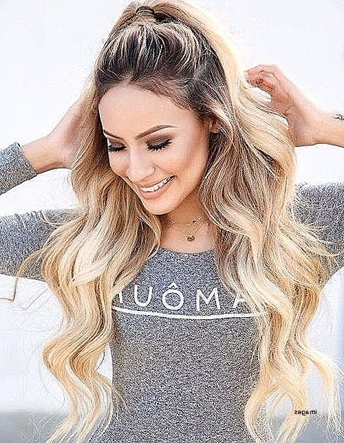 Luxury Half Ponytail Hairstyles For Curly Hair Curly Hairstyles Half Within Half Up Curly Do Ponytail Hairstyles (View 8 of 25)
