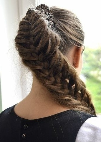 Macrame Hair | Hair And Make Up | Pinterest With Brunette Macrame Braid Hairstyles (View 24 of 25)