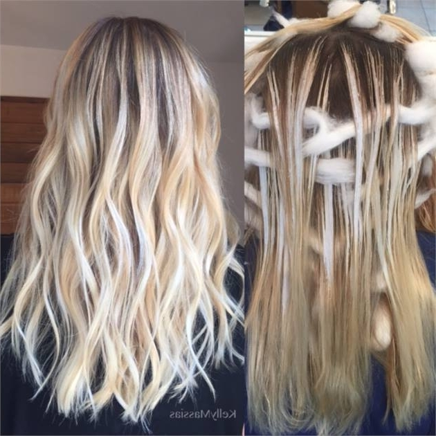 Makeover: Balayage For A Perfect Rooty Blonde – News – Modern Salon Pertaining To Grown Out Balayage Blonde Hairstyles (View 20 of 25)