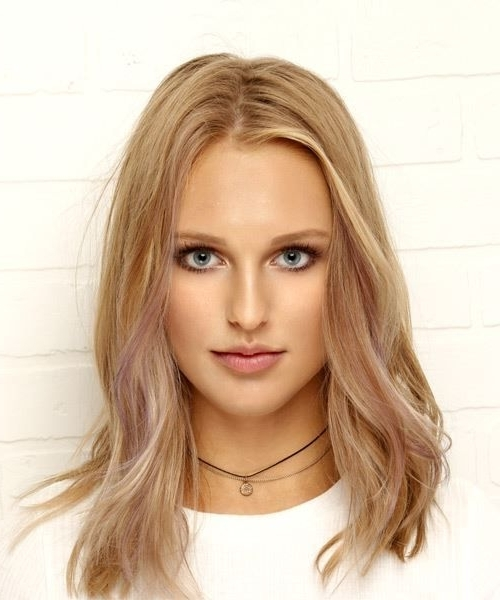 Featured Photo of Casual And Classic Blonde Hairstyles