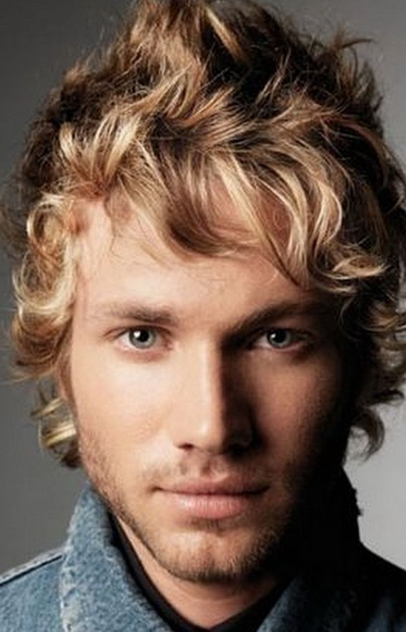 Men's Blonde Hairstyles For 2012 | Men With Long Hair | Pinterest In Sexy Sandy Blonde Hairstyles (View 21 of 25)