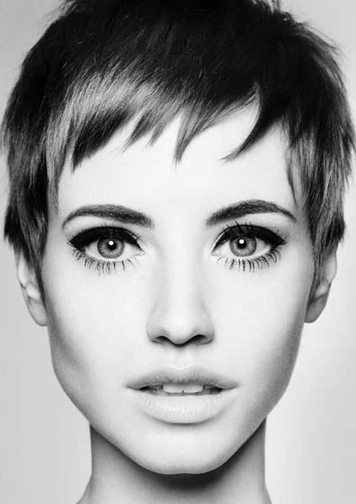Modern Pixie Haircut | Short Hairstyles 2017 – 2018 | Most Popular For Most Current Contemporary Pixie Hairstyles (View 7 of 25)