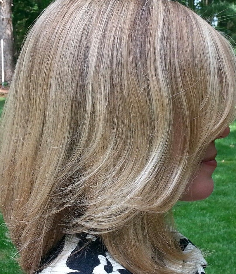 Multi Tonal Golden Blonde | Hairsdell S | Pinterest | Golden Throughout Multi Tonal Golden Bob Blonde Hairstyles (View 21 of 25)