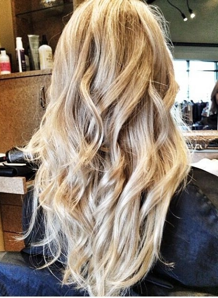 My Hair!! Very Subtle Blonde Ombré – Natural Blonde To Lighter (View 14 of 25)