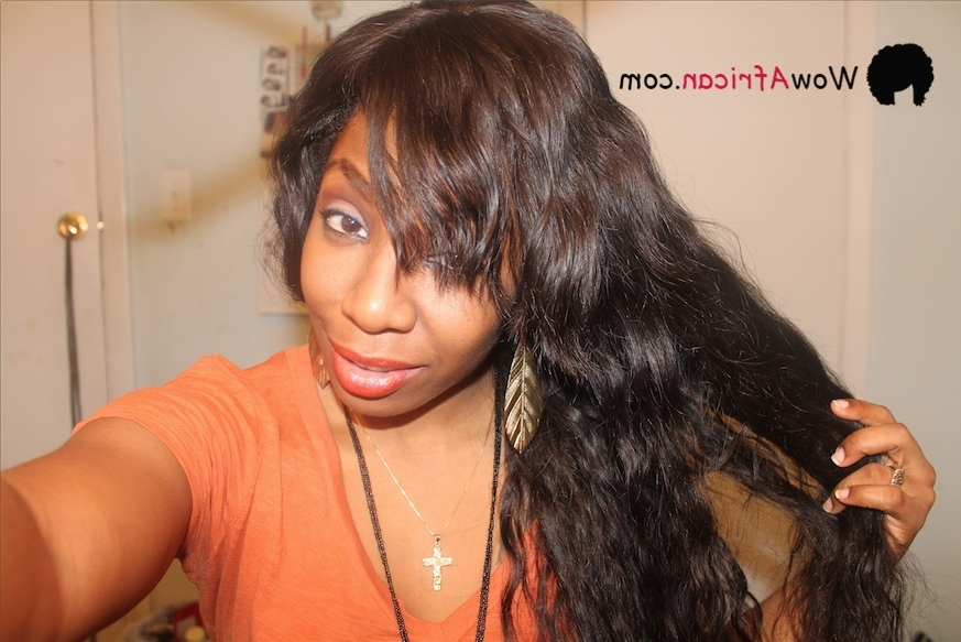 Natural Color Body Wave Brazilian Virgin Hair Weave[Wtb03 intended for Natural Color Waves Hairstyles