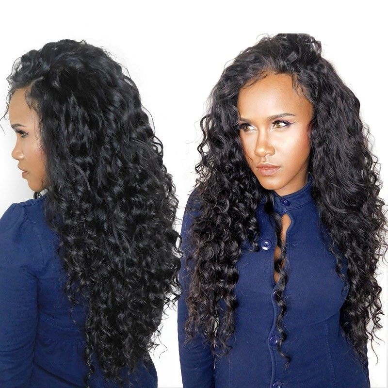 Natural Color Loose Wave Hair Extensions Brazilian Virgin Human Hair within Natural Color Waves Hairstyles