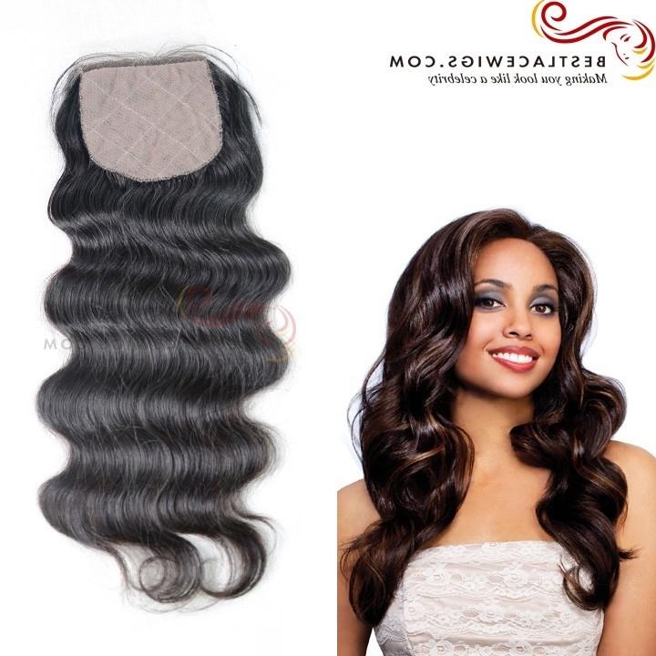 Natural Color Virgin Peruvian Hair Silk Base Closure Body Wave Hair regarding Natural Color Waves Hairstyles