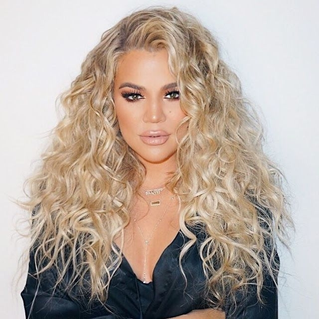 News: Khloe Kardashian Just Made Botticelli Curls The Fi | Roland in Botticelli Ponytail Hairstyles