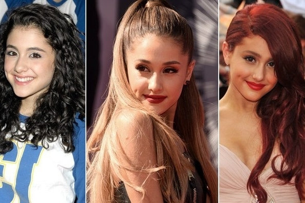 Non Ponytail Hairstyles Ariana Grande Will Never Try Again – Zimbio Pertaining To Grande Ponytail Hairstyles (View 18 of 25)