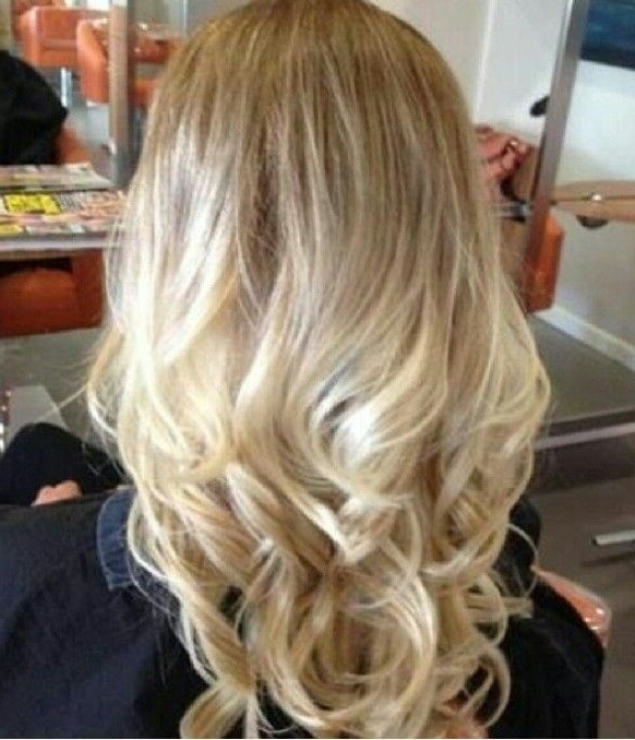Ombre Hairstyles | Hair | Pinterest | Blonde Ombre, Ombre And Blondes Within Subtle Blonde Ombre (View 25 of 25)