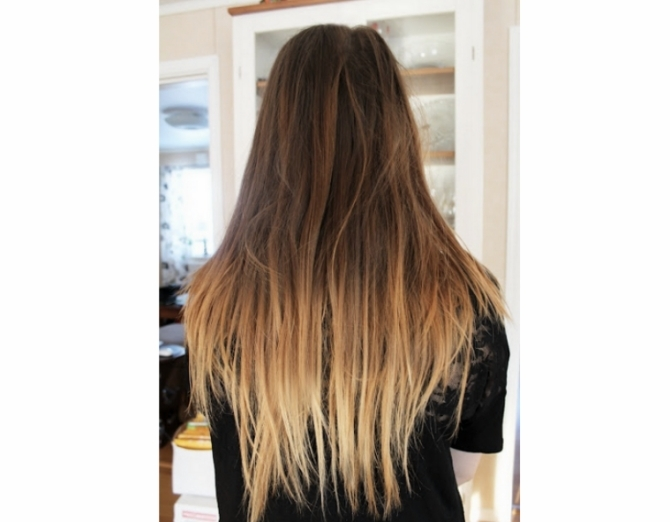 Ombre How Get Diy Hair For Under | Medium Hair Styles Ideas – 20322 For Grayscale Ombre Blonde Hairstyles (View 22 of 25)