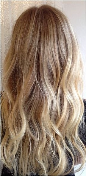Peruvian Body Wave Blonde | Hair | Pinterest | Vanilla, Blondes And In Gently Angled Waves Blonde Hairstyles (View 12 of 25)