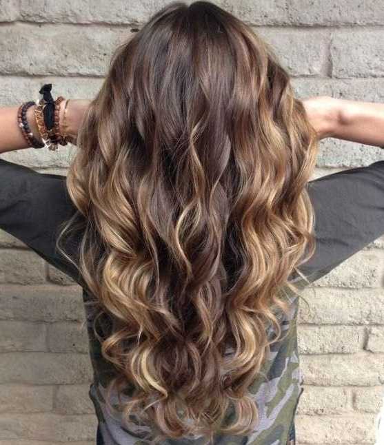 Pictures: Hair Color Chocolate Blonde, – Hairstyles Haircut Ideas In Light Chocolate And Vanilla Blonde Hairstyles (View 19 of 25)