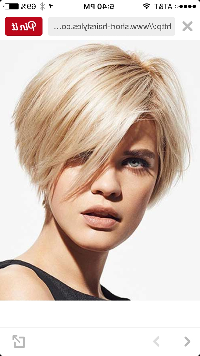 Pinanya On ???? | Pinterest | Shorts, Hair Style And Haircuts Inside Latest Choppy Side Parted Pixie Bob Hairstyles (View 5 of 25)