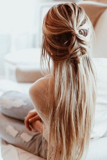 Pinkatya Maleski On Hairs | Pinterest | Fishtail, Birth Mother Within Honey Blonde Fishtail Look Ponytail Hairstyles (View 6 of 25)