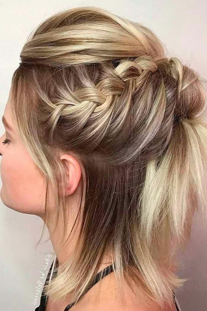 Pinlivvy On Hair In 2018 | Pinterest | Hair Style, Easy Hair And With Brunette Macrame Braid Hairstyles (View 21 of 25)