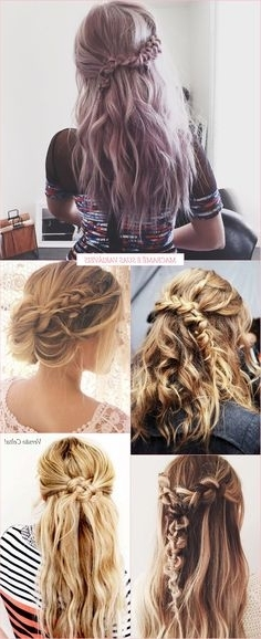 Pinpineappliciouss On ?Love's In The Hair? | Pinterest In Brunette Macrame Braid Hairstyles (View 20 of 25)