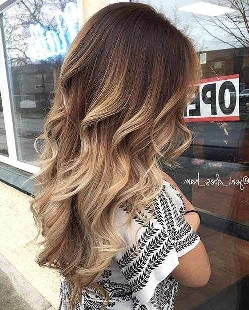 Pinterest ? @ashidiak | Hairstyles | Pinterest | Balayage, Brunette Within Blonde And Brunette Hairstyles (View 21 of 25)
