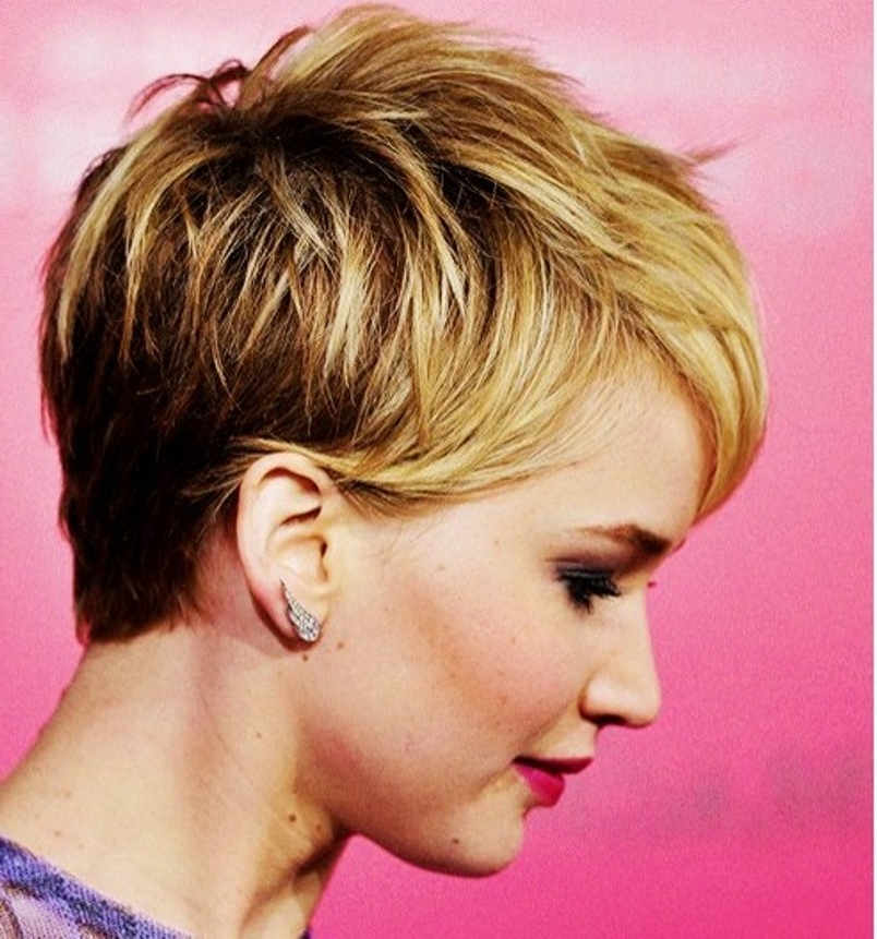 Pixie Cuts: 13 Hottest Pixie Hairstyles And Haircuts For Women With Regard To Newest Uneven Undercut Pixie Hairstyles (View 10 of 25)