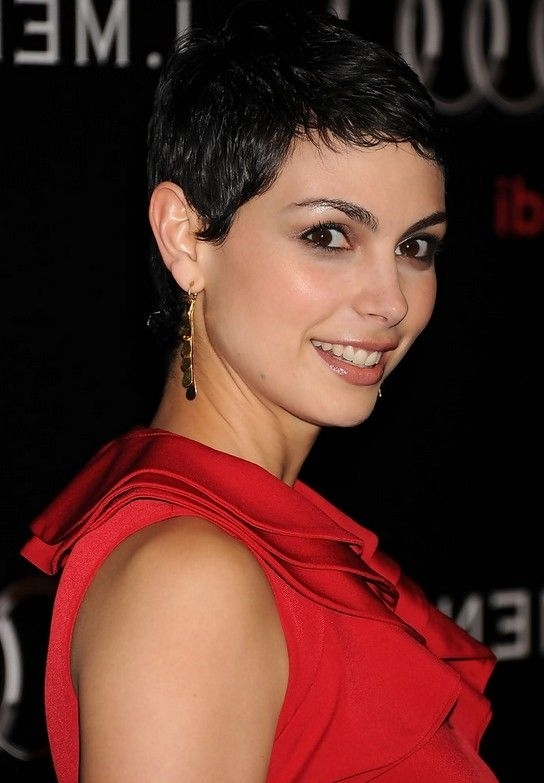 Pixie Cuts For 2014: 20+ Amazing Short Pixie Cuts For Women Pertaining To Most Recently Short Black Pixie Hairstyles For Curly Hair (View 22 of 25)