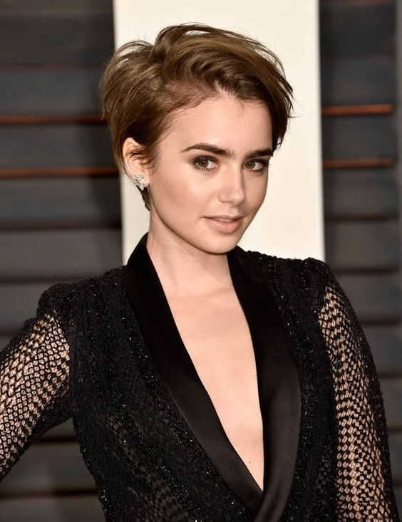 Pixie Haircut | The Ultimate Pixie Cuts Guide Pertaining To 2018 Short Choppy Side Parted Pixie Hairstyles (View 23 of 25)